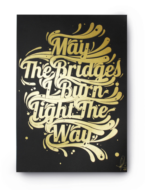 visualgraphic:  Light my way