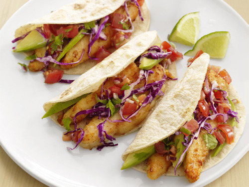 fattributes:  (via Baja Fish Tacos Recipe : Food Network Kitchens : Food Network)