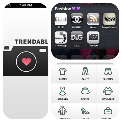 Trendable Have you all downloaded the this new fashion app called Trendable ? This app is very similar to how instagram works. It shares the similarities of uploading photos on a profile to interact with your followers N express your fashion through it. Trendable is a fantastic app for us who love fashion. The app offers categories that user can choose from such as designers, prices, shirts, pants, skirts, swimwear, ect. Download Trendable N get involved!! XO, -Mik&B