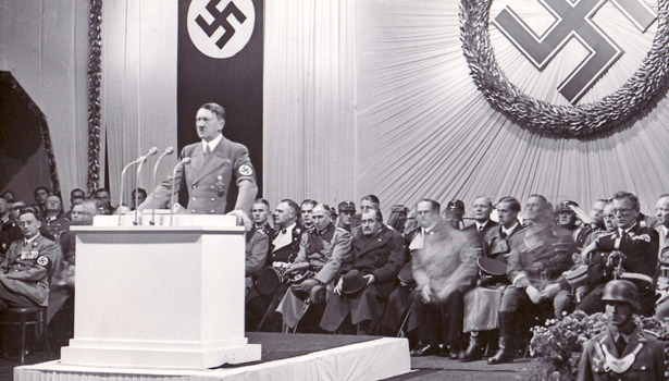 "10 Things You Should Know About Hitler: Predictions From The Atlantic in 1932  In 1932, Hitler had not yet taken power in Germany. But he was close.  What would happen to Germany if the Nazis were to rule? That was a question that had a surprisingly easy answer. In the March issue of The Atlantic, Nicolas Fairweather wrote ""Hitler and Hitlerism: A Man of Destiny."" In it, he analyzed Hitler and his philosophy, as derived from a reading of Mein Kampf, ""to foreshadow, from [Hitler's] own statements, some of the things he would like to accomplish."" Journalists, at times, can be horrible predictors of the future. But in this case, Fairweather's assessment was a sound alarm. He summarizes Hitler in 10 points:  1. His violent racial nationalism, which springs from his conviction that the Aryan stocks in general, and the Germans in particular, are a chosen people in whose victorious survival the divine purposes are bound up. 2. His violent animosity to Marxian Socialism as in essence opposed to his ideal of a nationally minded people and a racial state. … 3. His violent hatred of the Jews as the racial enemies of all Aryans, the subtle corrupters of pure Aryan states. These parasites, says Hitler, have made Marxian Socialism, which they invented, the principal tool by which they insinuate themselves into healthy, pure blooded, racial states in order to debase simultaneously the national ideals and the national blood. Destroyers of Aryan civilizations, they remain impotent to create a civilization of their own.  Read more. [Image: AP]"