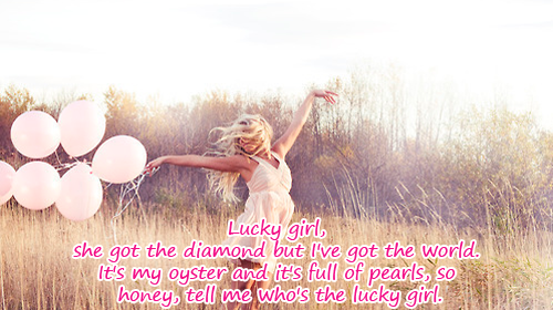 Lucky Girl — Kellie Pickler