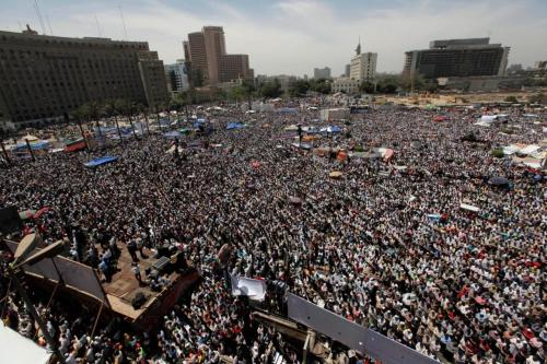 thepeoplesrecord:  April 20, 2012 The revolution does not stop in Egypt. The global spring is alive and well as tens of thousands of protesters protest continued military rule in Egypt. Source