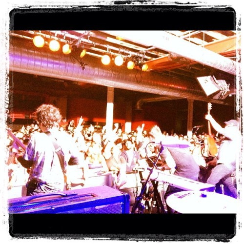 From last night at @Xoyo_London. Photo by @zaqburn (Taken with instagram)