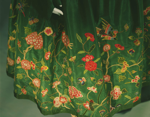 Petticoat - c. 1720: England ©The Kyoto Costume Institute, photo by Toru Kogure