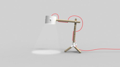 (via Forma Studio » Desklight)