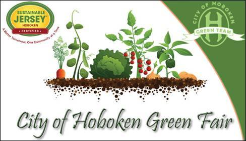 Tomorrow is the Hoboken Green Fair at Pier A park.  The City of Hoboken and Hoboken Green Team will host a Green Fair on Saturday April 21, 2012 from 11am to 5pm at Pier A Park along the Hoboken waterfront. The fair will feature green companies and organizations, artists, organic food vendors and live music. The Hoboken Historical Museum will be offering historic bike tours (bring your own bike) throughout the day. Bike Hoboken will host a family-friendly community bike ride at 2pm and will be collecting donated bikes for the Hudson TMA bike rehab program. Paper shredding will be provided by the Empire Realty Group.