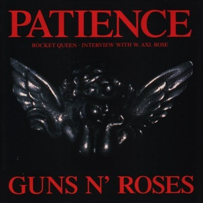 Guns N' Roses - Day#215 Patience