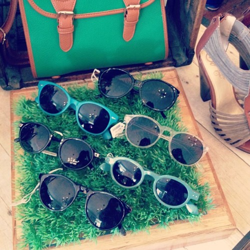 New sunglasses only $20! (Taken with Instagram at Dalaga NYC)