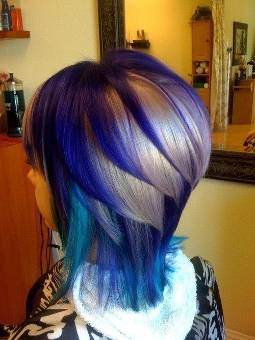 Awesome color blend!