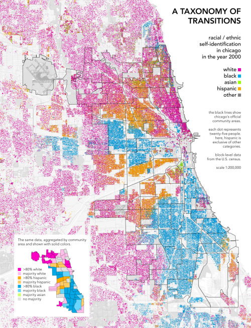 Chicago racial boundaries. Bill Rankin. 384.
