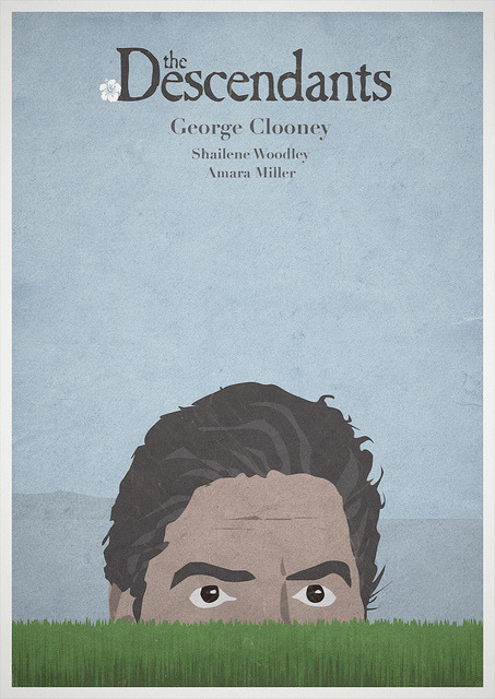 The Descendants - Minimalist Poster on Flickr.