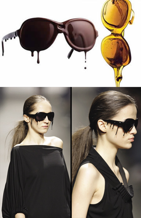 Summer's coming so now's your chance to get some awesome shades! From: 10 Cool Sunglasses From SummerIn: Art & Design On: Origin of Cool