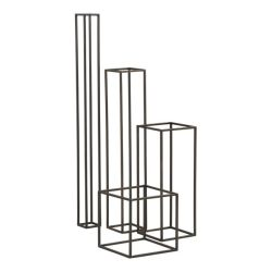 (via Set of 4 High-Rise Structures in Home Accents | Crate and Barrel)