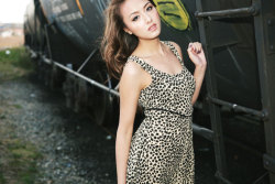 Mink Pink Bam Bam Dress