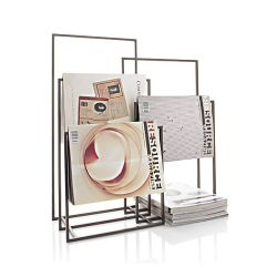 (via Skyline Magazine Rack in Magazine Racks | Crate and Barrel)