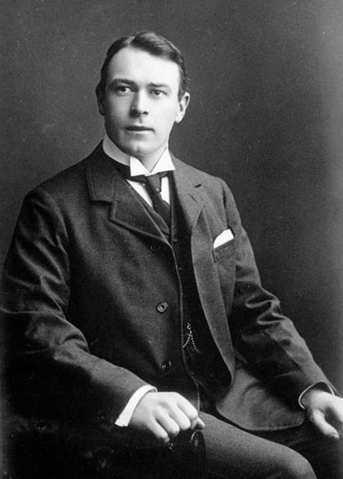 "Thomas Andrews, Jr. (7 February 1873 – 15 April 1912) was an Irish businessman and shipbuilder. Andrews was the naval architect in charge of the plans for the ocean liner RMS Titanic. He was travelling on board the Titanic during its maiden voyage when it hit an iceberg on. 14 April 1912 and was one of the 1,517 people who perished in the disaster. On 14 April at 11:40 PM, the Titanic struck an iceberg on the ship's starboard side. Andrews had been in his stateroom, planning changes he wanted to make to the ship, and barely noticed the collision.  As the evacuation of the Titanic began, Andrews searched staterooms telling the passengers to put on lifebelts and go up on deck. Fully aware of the short time the ship had left and of the lack of lifeboat space for all passengers and crew, he continued to urge reluctant people into the lifeboats in the hope of filling them as fully as possible. Another reported sighting was of Andrews frantically throwing deck chairs into the ocean for passengers to use as floating devices. According to John Stewart, a steward on the ship, Andrews was last seen in the first–class smoking room staring at a painting, ""Plymouth Harbour"", above the fireplace, his lifejacket lying on a nearby table."