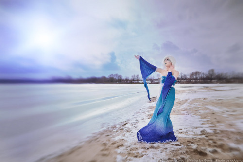kingdom of winter by ~Gennadia Winter by Gennadiaphoto by cx_Alena **[link]