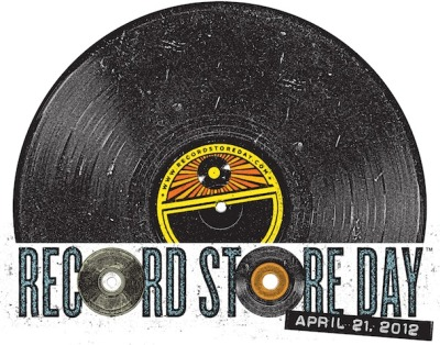 LISTEN TO 12 EXCLUSIVES FROM RECORD STORE DAY 2012