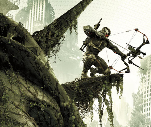 gamefreaksnz:  Crysis 3 debut teaser trailer revealed  EA has released the first trailer for Crysis 3, showing a glimpse of gameplay footage.