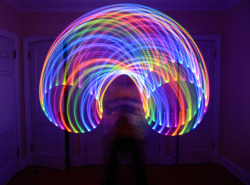 mood hoops, neon. a rainbow for my room.