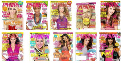 "Seventeen Magazine: Give Girls Images of Real Girls!  Girls want to be accepted, appreciated, and liked. And when they don't fit the criteria, some girls try to ""fix"" themselves. This can lead to eating disorders, dieting, depression, and low self esteem. I'm in a ballet class with a bunch of high-school girls. On a daily basis I hear comments like: ""It's a fat day,"" and ""I ate well today, but I still feel fat."" Ballet dancers do get a lot of flack about their bodies, but it's not just ballet dancers who feel the pressure to be ""pretty"". It's everyone. To girls today, the word ""pretty"" means skinny and blemish-free. Why is that, when so few girls actually fit into such a narrow category? It's because the media tells us that ""pretty"" girls are impossibly thin with perfect skin. Here's what lots of girls don't know. Those ""pretty women"" that we see in magazines are fake.They're often photoshopped, air-brushed, edited to look thinner, and to appear like they have perfect skin. A girl you see in a magazine probably looks a lot different in real life. That's why I'm asking Seventeen Magazine to commit to printing one unaltered — real — photo spread per month. I want to see regular girls that look like me in a magazine that's supposed to be for me. For the sake of all the struggling girls all over America, who read Seventeen and think these fake images are what they should be, I'm stepping up. I know how hurtful these photoshopped images can be. I'm a teenage girl, and I don't like what I see. None of us do. Will you join us by signing this petition and asking Seventeen to take a stand as well and commit to one unaltered photo spread a month?"