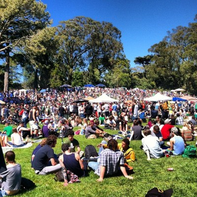 #hippiehill at #goldentgatepark. F U Coachella! #420 #kushlife #norcal #holidaze  (Taken with instagram)