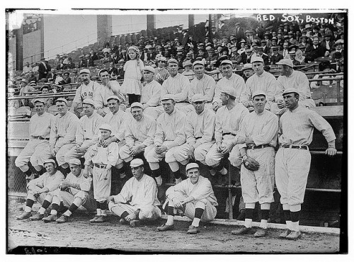 Boston Red Sox at the 1912 World Series