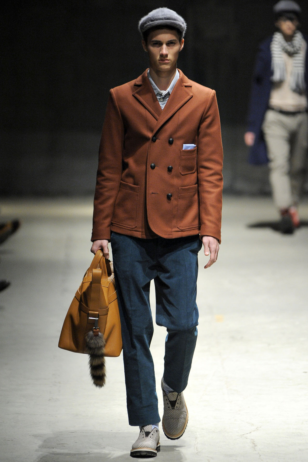 Andrea Pompilio Fall/Winter 2012 Menswear