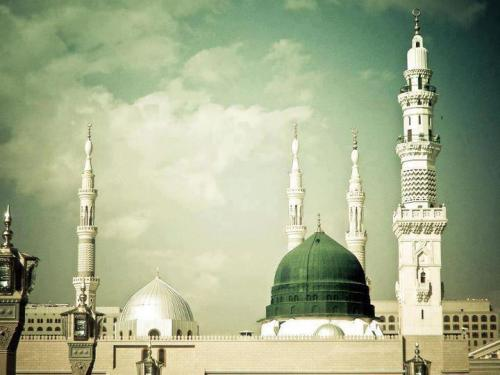 aceph:  Beautiful Madinah!