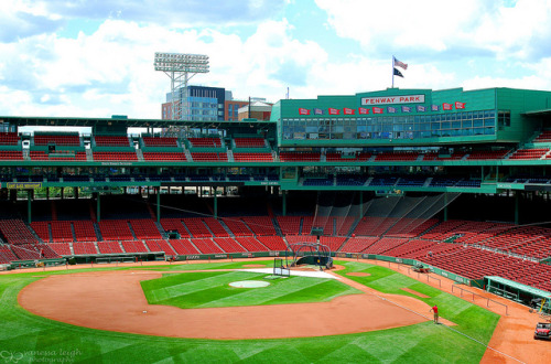 Happy 100th Birthday Fenway Park! on Flickr.