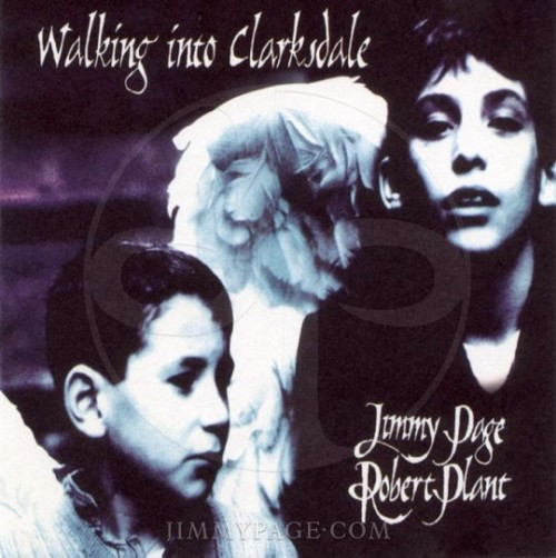 ON THIS DAY… 21 APR 1998 PAGE AND PLANT RELEASED 'WALKING INTO CLARKSDALE'  The Page/Plant project took a more stripped down approach to this album, with few overdubs. It was engineered by Steve Albini at the famous Studio Two at EMI, used by the Beatles. The album eventually received a Grammy for 'Most High' but today was the release date in 1998 and we toured this extensively. The soundsource is 'Whiskey from the Glass', it was said that an extra track was needed for the Japanese CD issue so we put this together - I think it was one take but it was quite atmospheric.