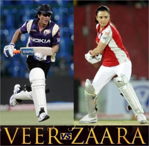 Veer vs Zaara Awww lol