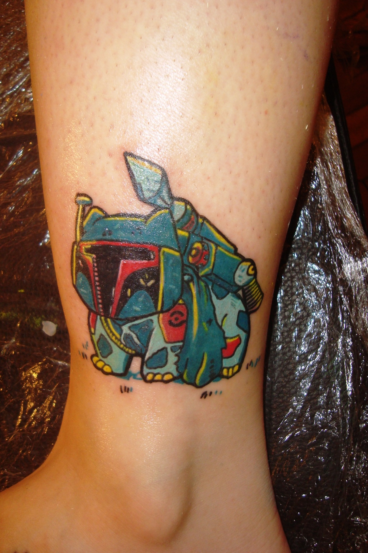 pushingpositivity:  Bulbafett