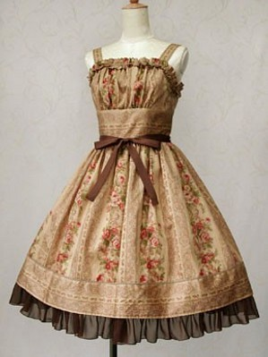 missingsisterstill:  Victoiran Lolita Dress