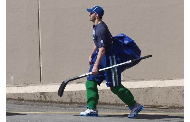 Lappy leaving practice