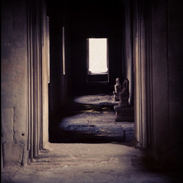In the 2nd gallery (#angkorwat, #cambodia) (Taken with instagram)