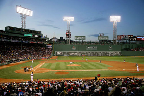 jsoxrocks:  Happy 100th Birthday to America's Most Beloved Ballpark!  Fenway, you're the heart of Boston sports. Don't ever change.