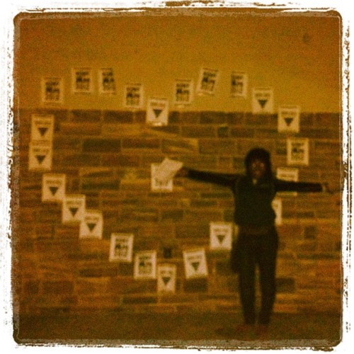 Wassup #coverthenight!  (Taken with instagram)