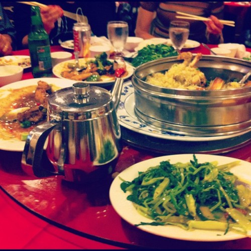 feast in flushing.