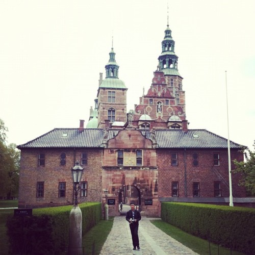 Rosenborg #castle #palaces #Copenhagen #denmark #holiday #travel (Taken with instagram)