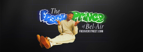 Fresh Prince of Bel-Air Facebook Cover