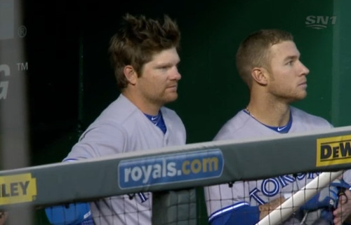 Apparently this is what triple play hair looks like.
