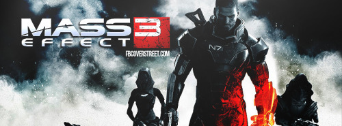 Mass Effect 3 5 Facebook Cover
