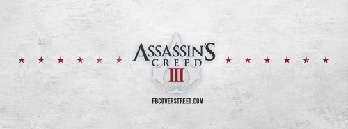 Assassin's Creed III Facebook Covers