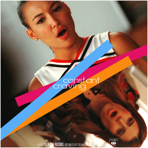 3x07 I Kissed A Girl | Constant Craving Alternative Cover