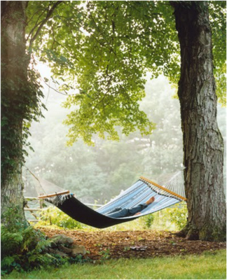 moodsofthemoon:  hammock    This looks just so very napable