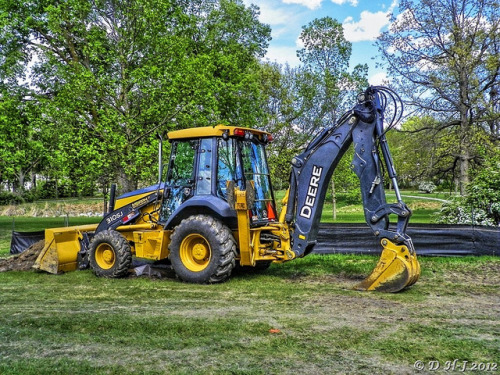 Deere 310SJ HDR by d h-j on Flickr.