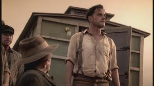 Decided to watch Carnivale again. So many men wearing Suspenders and work boots…it's like porno for me.