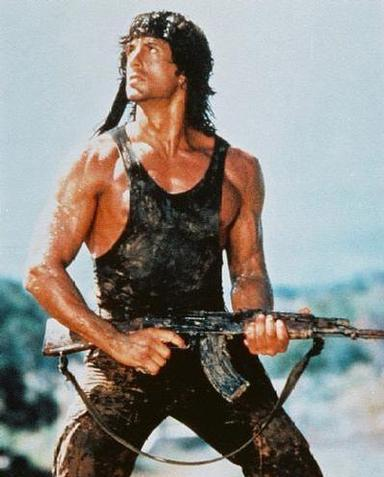 Bringing back Rambo