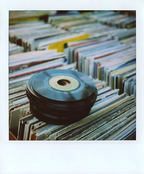 nevver:  Saturday is Record Store Day! Go back and get ignored by record store employees who think they're cooler than you, just like in the good old days.   I'm a little bit like a kid on xmas eve. I'm that lame and totally cool with admitting it. I did a terrible job of whittling down the list of special releases I want to pick up and I'm also planning to go overbudget on a camera at Dick & Janes anniversary sale. It's going to be the best analogue day ever. Jenn and I are kicking it off with free Earth Day coffees in reusable mugs and ending the plans with transplanting her herbs. J'adore le printemps.